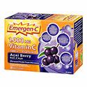 Emergen-C - Acai Berry - 30 Count
