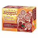Emergen-C - Cranberry Pomegranate - 30 Count