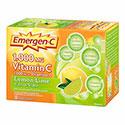 Emergen-C - Lemon Lime - 30 Count