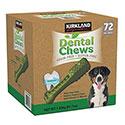 Kirkland Signature Dental Chews - 72pk