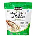 Kirkland Signature Organic Hemp Hearts - 907g