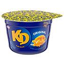 Kraft Dinner Original Macaroni & Cheese Snack Cups - 58g
