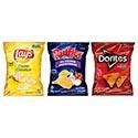 Lays, Ruffles & Doritos Variety Pack - 36/40g