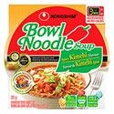 Nongshim Kimchi Noodle Bowl - 12/86g