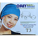 Osley Smiling Transparent Mask