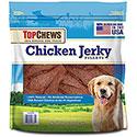 Top Chews Chicken Jerky Fillets Dog Treats - 1.36kg