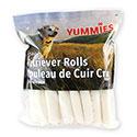 "Yummies 10"" Retriever Rolls - 25 Pack"
