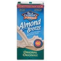 Blue Diamond Almond Breeze Original Unsweetened Almond Milk - 946mL